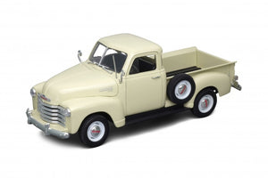 Welly - 1/24 Chevrolet 3100 Pickup 1953 (Cream)