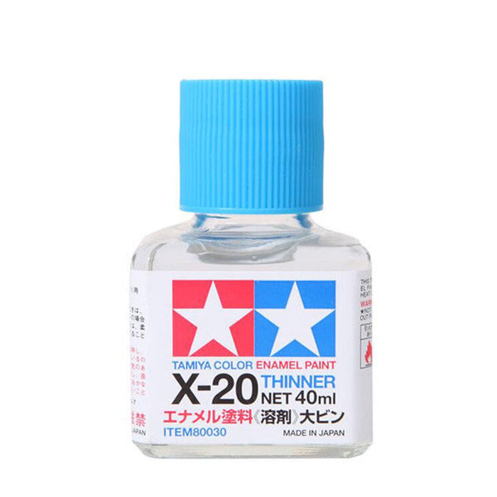 Tamiya - X-20 Thinner (40ml) Enamel