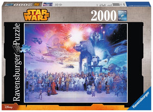 Ravensburger - Star Wars Universe (2000pcs)