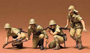 Tamiya - 1/35 Japanese Army Infantry
