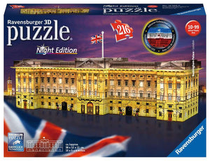 Ravensburger - Buckingham Palace Night Edit 216pcs