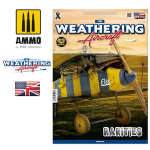 The Weathering Air - Issue 16. Rarities