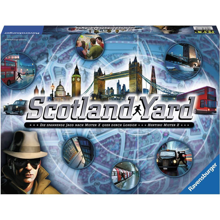 Ravensburger - Scotland Yard