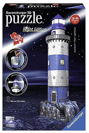 Ravensburger - Lighthouse Night Edition 216pcs