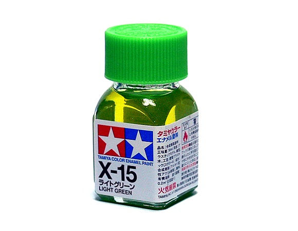 Tamiya - X-15 Light Green Enamel