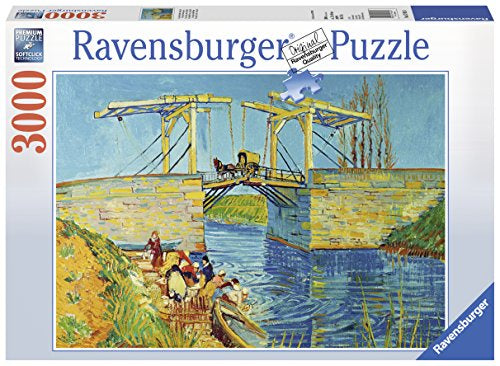 Ravensburger - Van Gogh: Langlois Bridge (3000pcs)