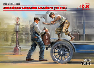 ICM - 1/24 American Gasoline Loaders