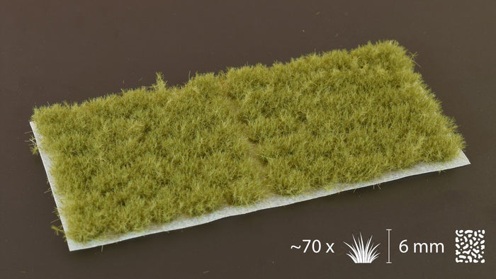 Gamers Grass - 6mm Tufts - Dense Green (Wild)