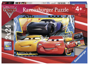 Ravensburger - Flash Cruz & Jackson (2x24pcs)