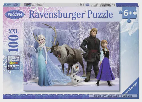 Ravensburger - In the Realm of the Snow Queen (100pcs)