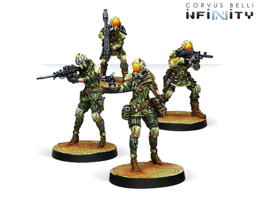 Infinity - NA2: Brawlers - Mercenary Enforcers