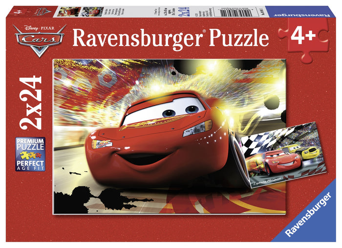 Ravensburger - Cars Grand Entrance (2x24pcs)