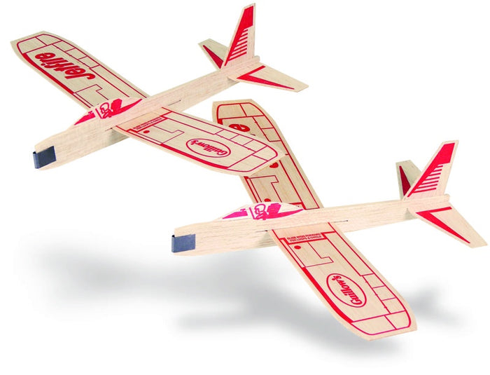 "Guillows - Jetfire Glider Wing 9"" Twin Pack"