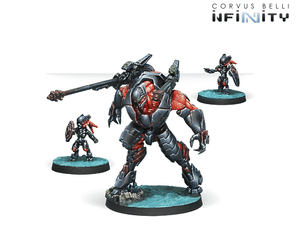 Infinity - Combined Army: Overdron Batroids