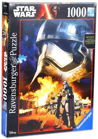 Ravensburger - Star Wars: Galactic Empire (1000pcs)