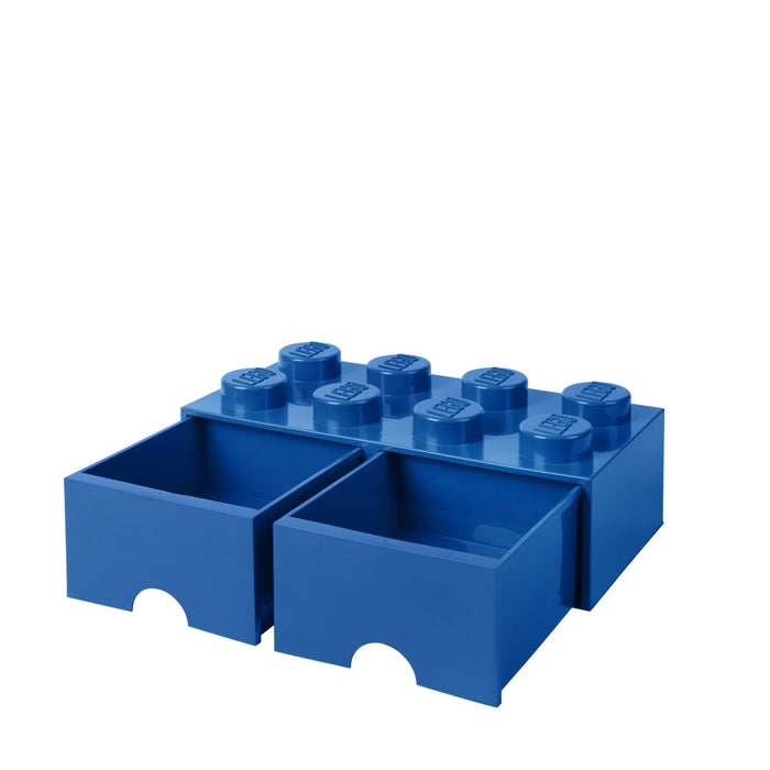 LEGO - Brick Drawer 8 - Blue