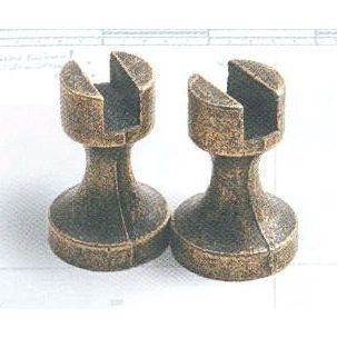 Artesania - Bronze Support 7mm (2) (was8480)