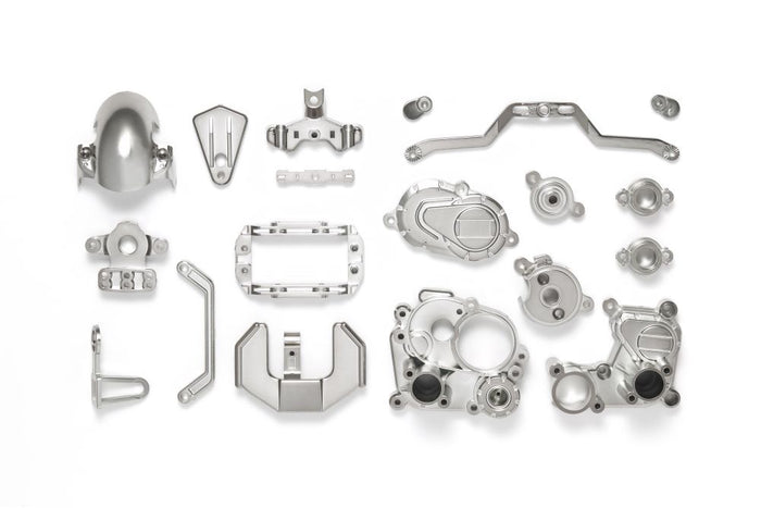 Tamiya - T3-01 C Parts (Frame) (Semi-Gloss Plated)