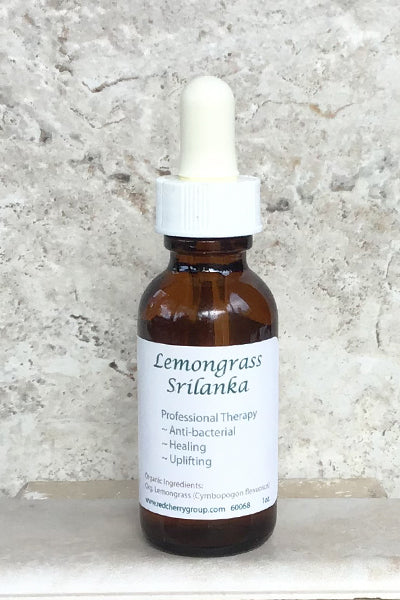 Lemongrass Organic EO 1oz.
