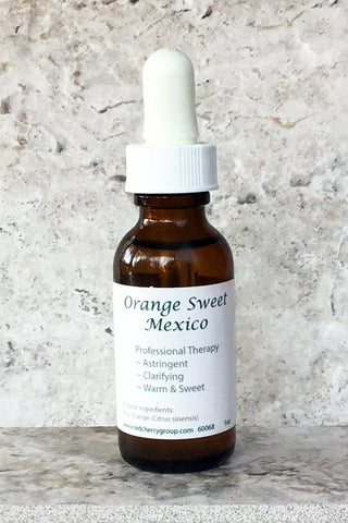 Orange Sweet Organic EO 1 oz.