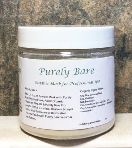 Purely Bare Step 4 Pro Mask 2oz.