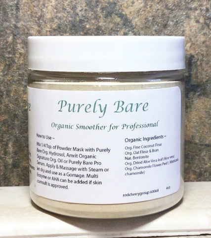 Purely Bare Step 3 Pro Smoother 2oz.