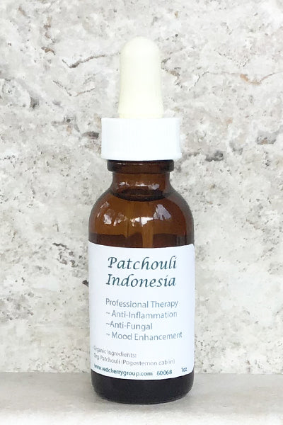 Patchouli Golden Organic EO 1oz.