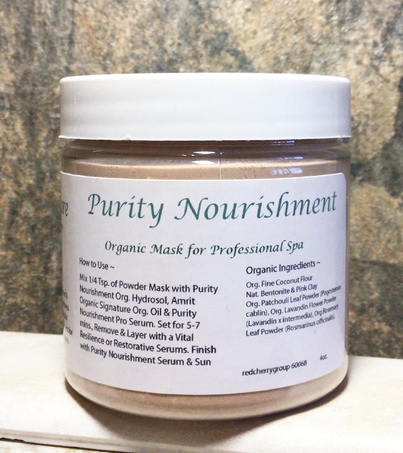 Purity Nourishment Step 4 Pro Mask