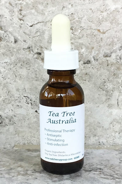 Tea Tree Organic EO 1oz.