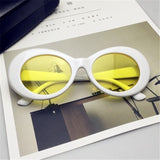 2018 Retro Men Women Clout Goggles Glasses UV400 Mirrored Round Sun Glasses Sunglasses Classic Fahion Female Male Sun Glasses