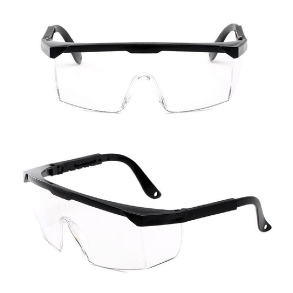 New Safety Motorcycle Goggles Anti-wind Sand Fog Shock Dust Resistant Transparent Glasses UV Protective Men Women Sunlasses