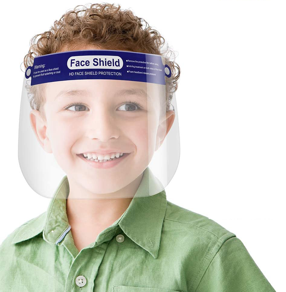 Kids Anti-Fog Face Shield