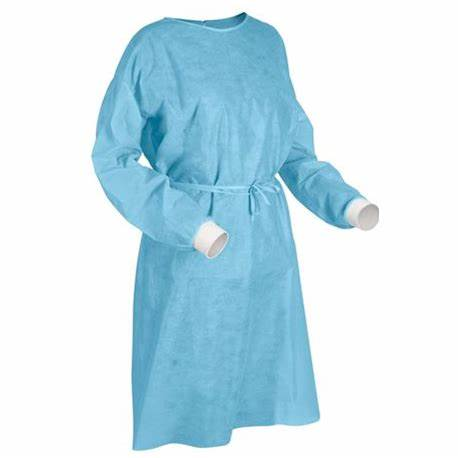 5 Pack- Isolation Gown, Level 4