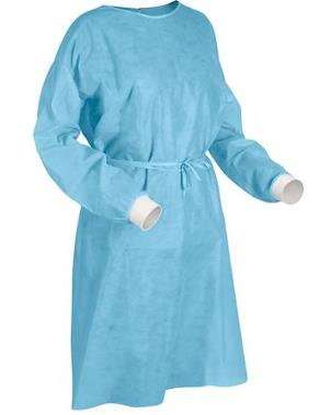 10 Pack- Isolation Gown, Level 2