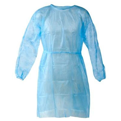 10 Pack- Isolation Gown, Level 1