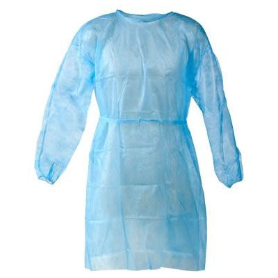 10 Pack- Isolation Gown, Level 3