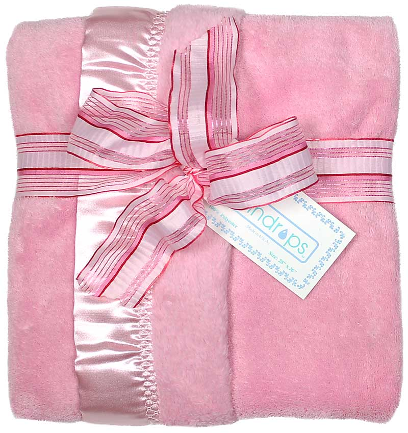 Pink Baby Blanket