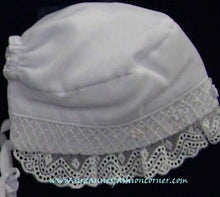 Load image into Gallery viewer, Will'Beth Elegant Smocked Girls Christening Dress
