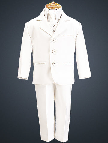 Boys 5pc Communion Suit by Lito Style 3710
