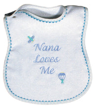 Load image into Gallery viewer, Nanna Loves Me Bib