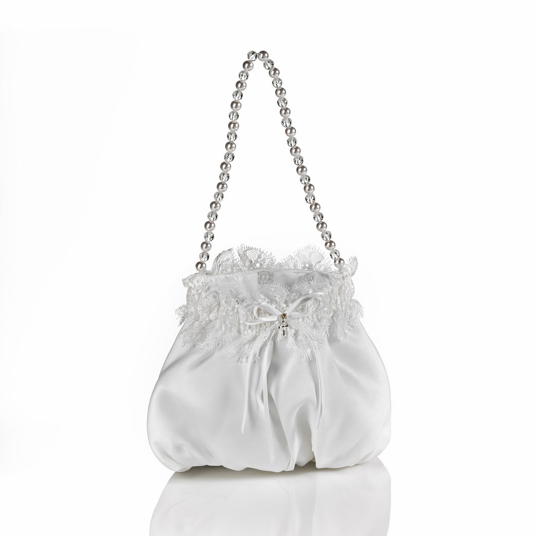 Anja's Dream Chantilly Lace Purse style 2692