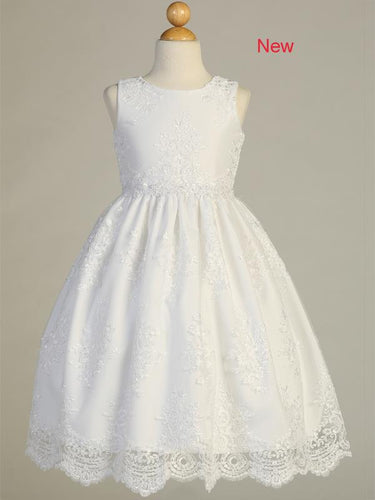 Lito Communion Dress Lace Tulle Style SP164