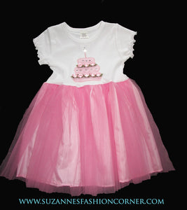 Birthday Party Tutu Dress
