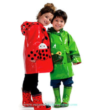 Load image into Gallery viewer, Kidorable Frog Raincoat
