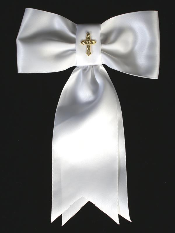 Boys Communion Cross Arm Band
