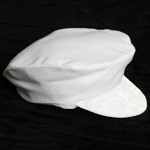 Boy's White Hat