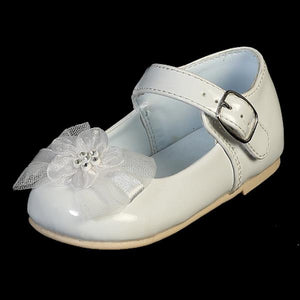 White Infant Shoe