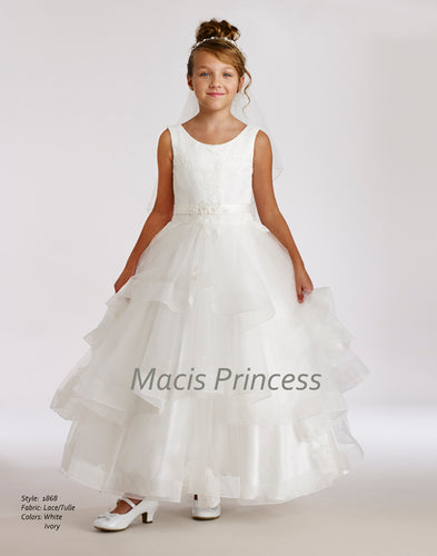 Macis Design Communion Gown T1868