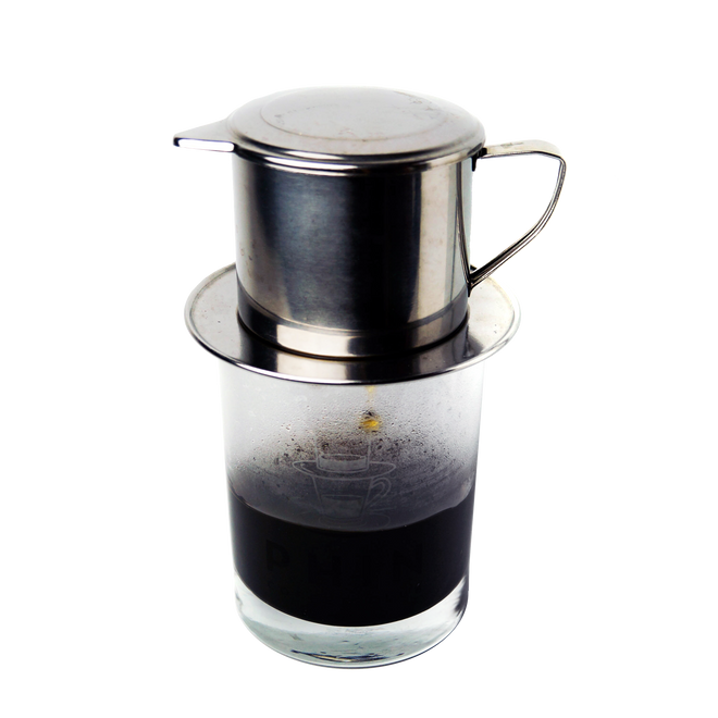 Vietnamese Coffee Phin Filter | Reusable & Eco-Friendly