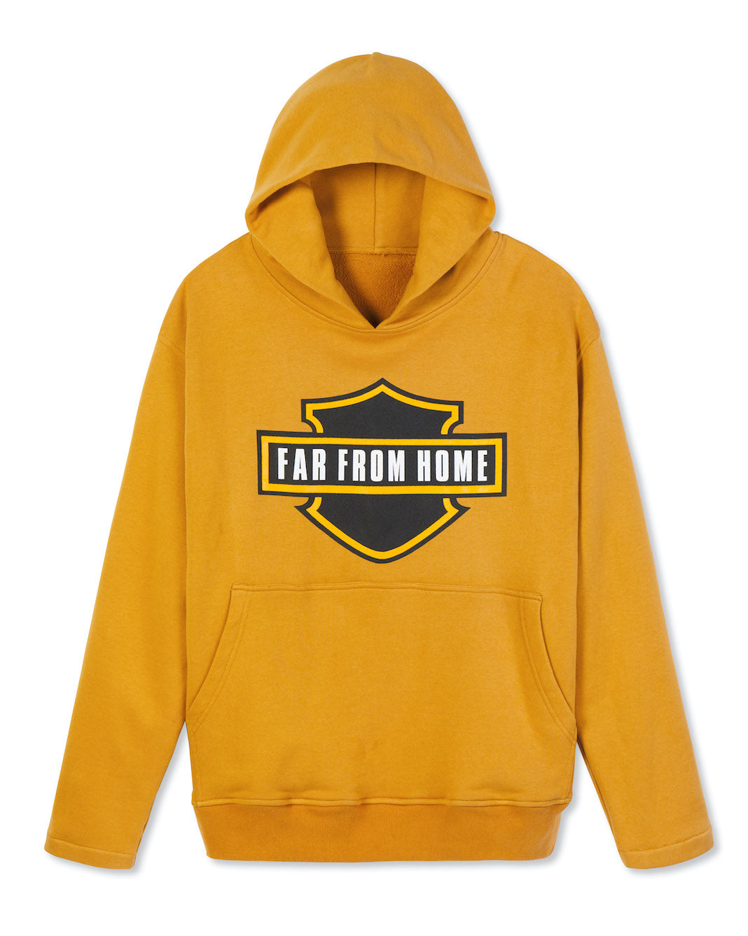 'FAR FROM HOME' HOODED SWEATSHIRT